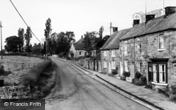 Great Broughton, Kirby Lane c.1960