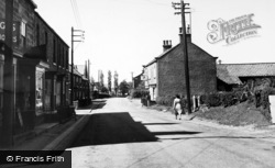 Great Broughton, Main Road c.1960