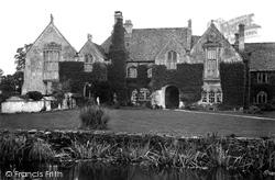 Great Chalfield, Manor c.1900