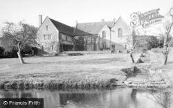Great Chalfield, Manor c.1950
