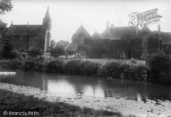 Great Chalfield, Manor House 1904