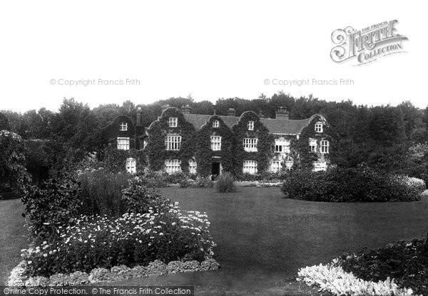 Photo of Great Chart, Swinford Manor 1901, ref. 47565