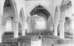 Great Chart, The Church Interior 1908