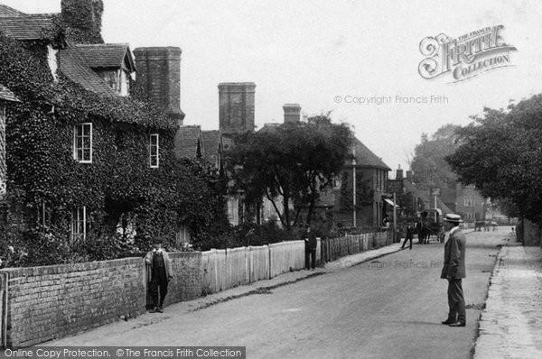 Photo of Great Chart, Village 1908, ref. 60337x