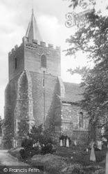 Parish Church 1913, Great Clacton