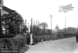 The Yew Trees 1913, Great Clacton