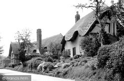 Great Comberton, The Village c.1960