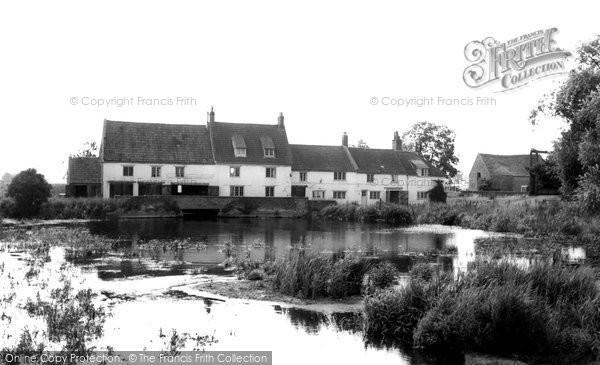 Great Doddington,Hard Water Mill c1965,Northamptonshire