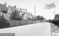 Great Driffield, King's Mill Road c.1960