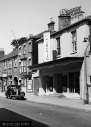 Great Majestic Cinema c.1960, Driffield