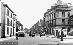 Great Market Place 1950, Driffield