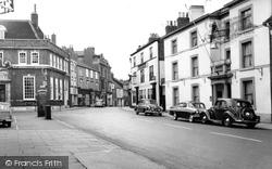 Great Market Place c.1960, Driffield