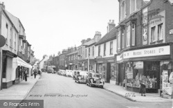 Great Driffield, Middle Street North c.1960