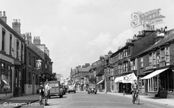 Great Middle Street South c.1955, Driffield