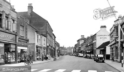 Great Middle Street South c.1960, Driffield