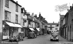 Great Mill Street c.1960, Driffield
