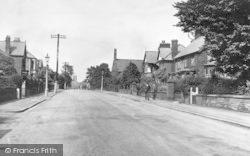 Great St John's Road c.1955, Driffield