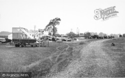 Great Driffield, The Agricultural Showground c.1960