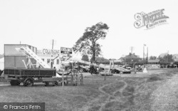 Great The Agricultural Showground c.1960, Driffield