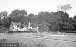 Great Driffield, The Children's Park c.1960