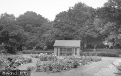 Great The Garden Of Remembrance c.1960, Driffield