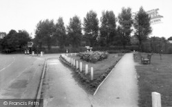 Great The Gardens c.1965, Driffield