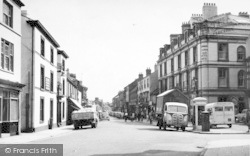 Great The Market Place c.1950, Driffield