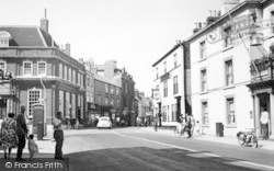 Great The Market Place c.1960, Driffield