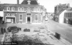 Great Driffield, The Market Square c.1960