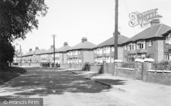 Great Driffield, Wanford Road c.1960