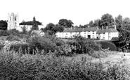 Great Dunmow, Church End c1960