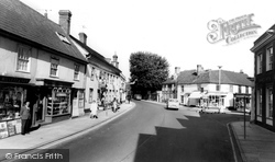 High Street c.1960, Great Dunmow