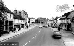 High Street c.1965, Great Dunmow