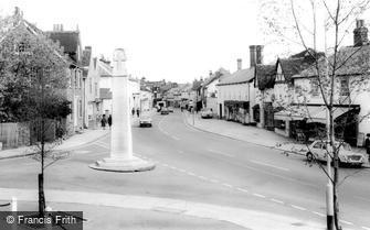 Great Dunmow, High Street c1965