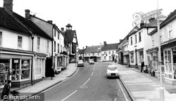 Market Place c.1965, Great Dunmow