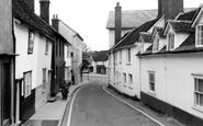 Great Dunmow, New Street c1965