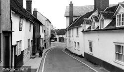 New Street c.1965, Great Dunmow