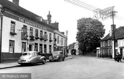 Stortford Road c.1955, Great Dunmow