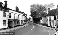 Stortford Road c.1965, Great Dunmow