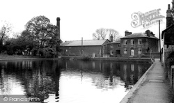 The Doctor's Pond c.1965, Great Dunmow