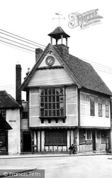 The Old Town Hall c.1955, Great Dunmow