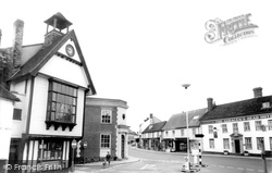 The Town Hall c.1960, Great Dunmow
