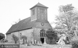The Church c.1960, Great Easton