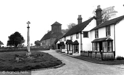 The Endway c.1960, Great Easton