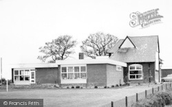 The School c.1960, Great Easton
