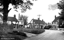 The Village c.1955, Great Easton
