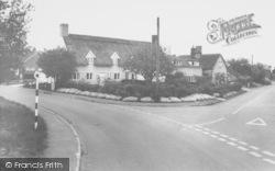 Great Ellingham, Chequer Cottage c.1965