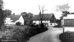 Great Ellingham, Church Street c.1965