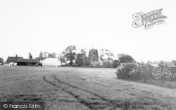 Great Ellingham, General View c.1965