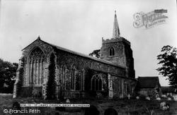 Great Ellingham, St James' Church c.1965